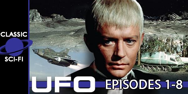 UFO – Episodes 1 – 8 Review – Hogan Reviews