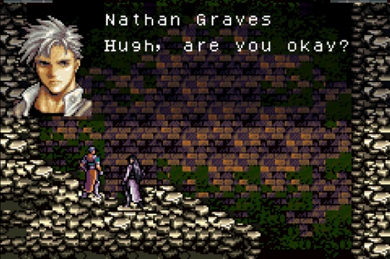 Castlevania Circle of the Moon 1