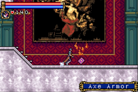 Castlevania Circle of the Moon 2