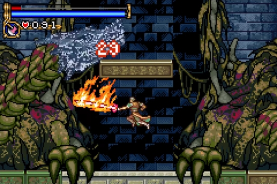 Castlevania Circle of the Moon 3