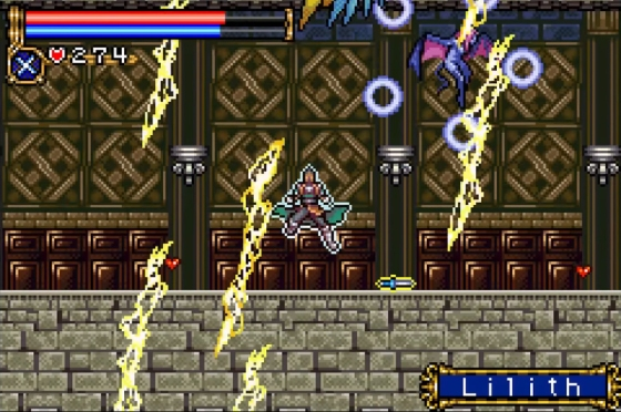 Castlevania Circle of the Moon 4