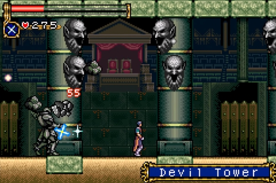Castlevania Circle of the Moon 5