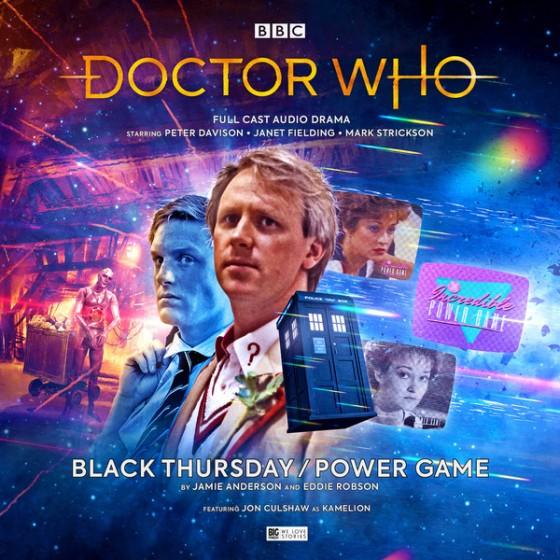 DW Black Thursday Power Game Cover