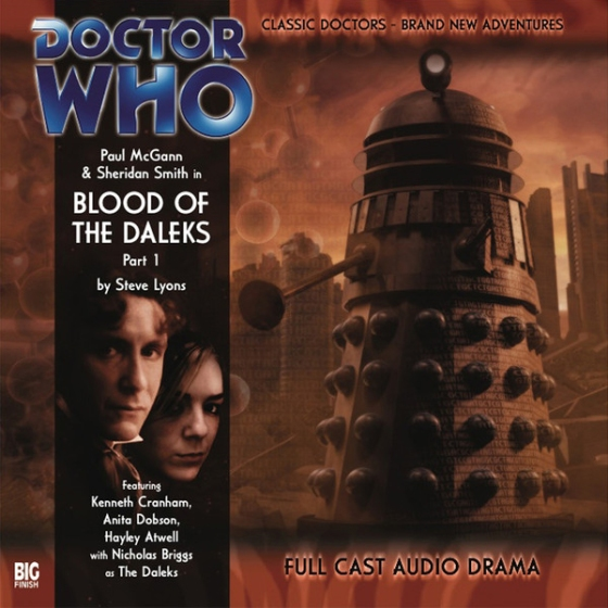 DW Blood of the Daleks Cover 1