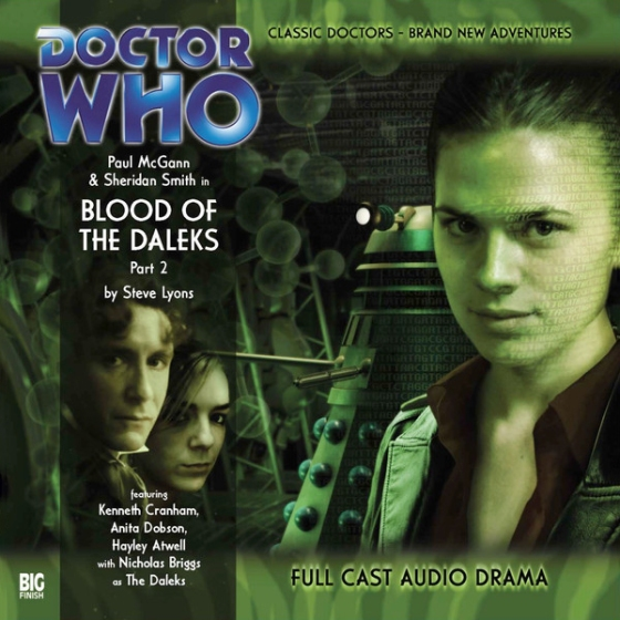 DW Blood of the Daleks Cover 2