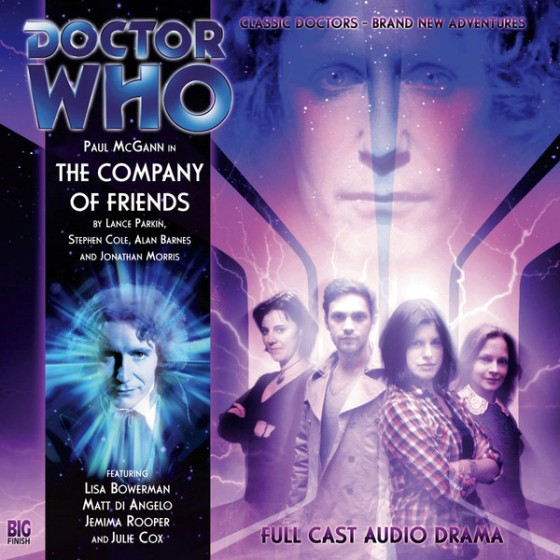 DW Company of Friends Cover