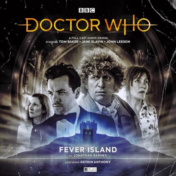 DW Fever Island Cover
