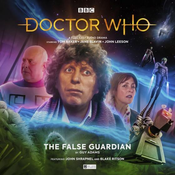 DW The False Guardian Cover