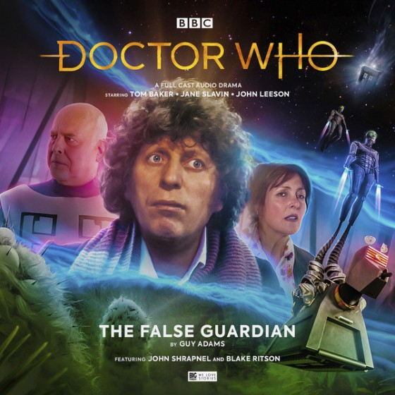 DW The False Guardian Cover