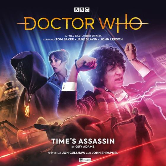 DW Time's Assassin Cover