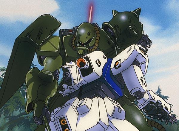 Gundam 0080 War in the Pocket 2