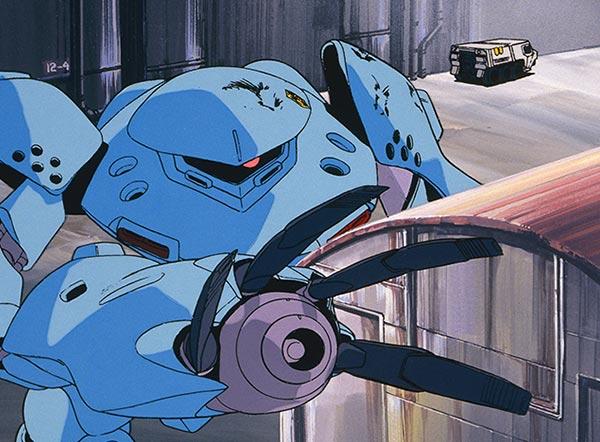 Gundam 0080 War in the Pocket 3