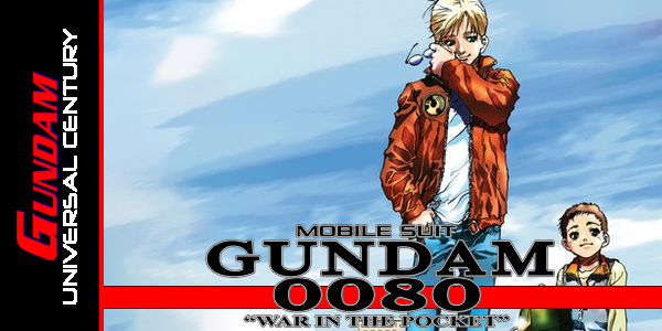 Gundam 0080 War in the Pocket