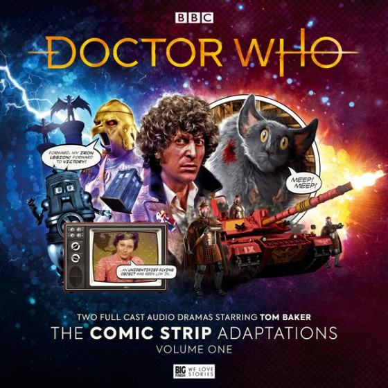 DW Comic Strip Vol1 Cover