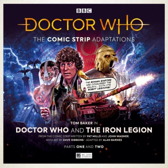 DW Iron Legion Cover