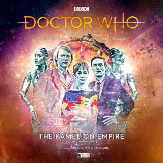 DW Kamelion Empire Cover
