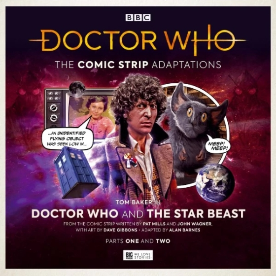 DW Star Beast Cover