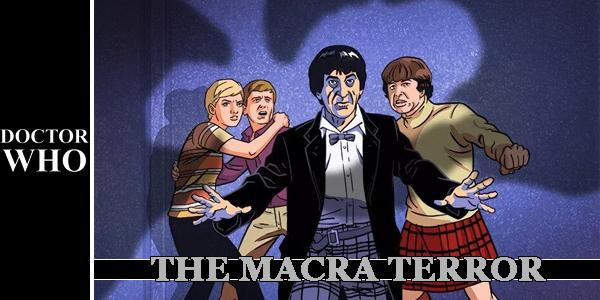 DW The Macra Terror