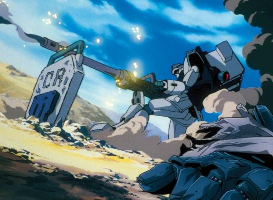 Gundam 08th MS Team 1