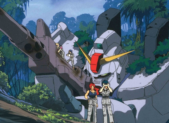 Gundam 08th MS Team 2