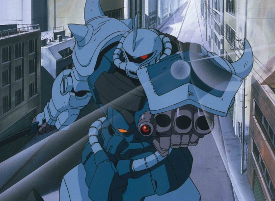 Gundam 08th MS Team 3
