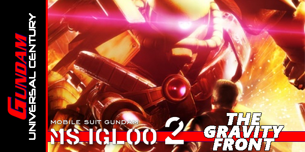Gundam MS IGLOO 2