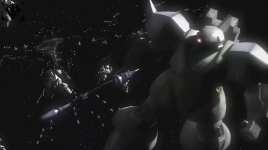 MS Gundam IGLOO OVA2 4
