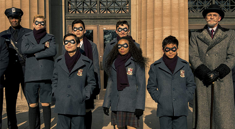 Umbrella Academy S1 2