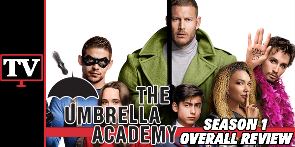 Umbrella Academy S1
