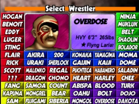 WCW vs The World 1