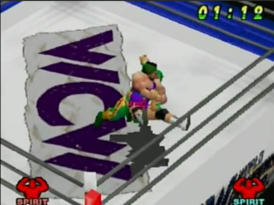 WCW vs The World 2