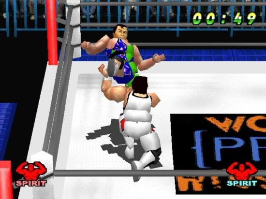 WCW vs The World 3