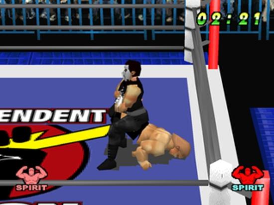 WCW vs The World 4
