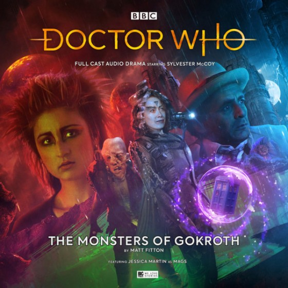 DW Monsters of Gokroth Cover