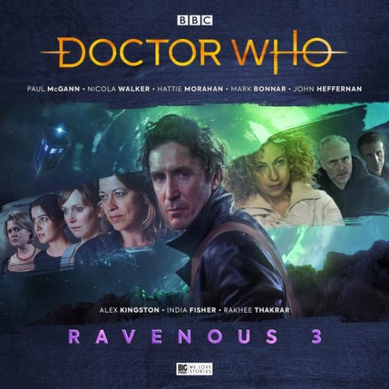 DW Ravenous 3 Cover
