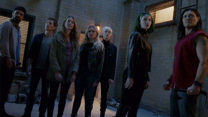 The Gifted S2 1