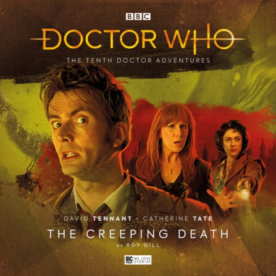 DW The Creeping Death Cover