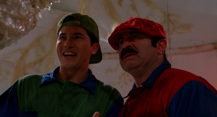 Super Mario Bros Film 3