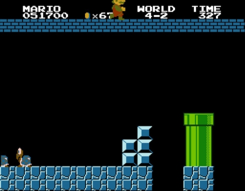 Super Mario Bros Game 2