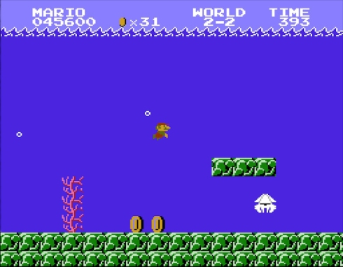 Super Mario Bros Game 3
