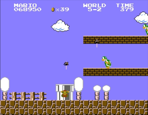 Super Mario Bros Game 6