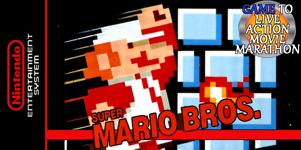 Super Mario Bros Game