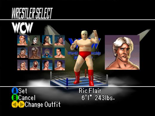 WCW vs nWo World Tour 1