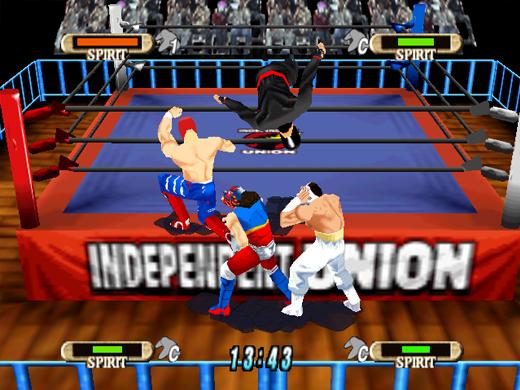 WCW vs nWo World Tour 2