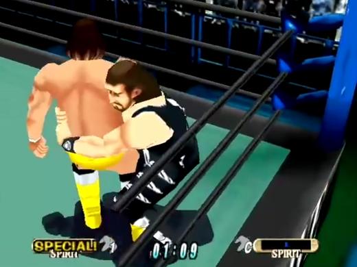 WCW vs nWo World Tour 3