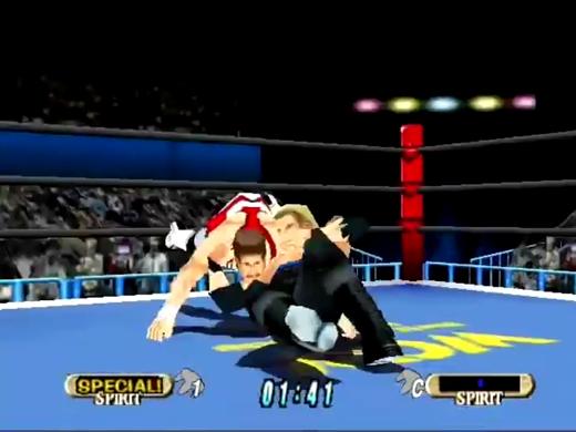 WCW vs nWo World Tour 4