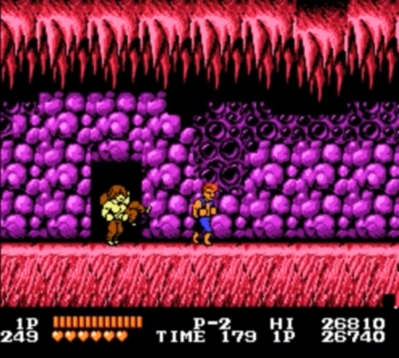 Double Dragon NES 5