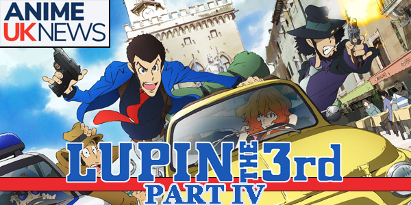 Lupin the 3rd PIV