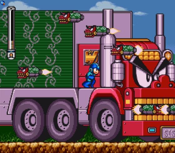 Mega Man 7 2