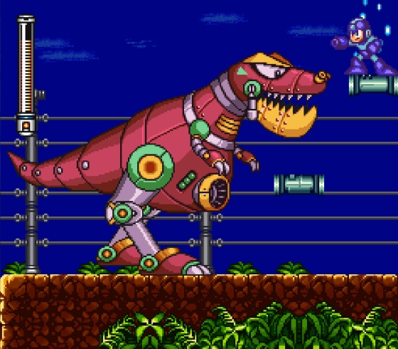 Mega Man 7 4